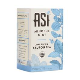 Mindful Mint American Yaupon Tea