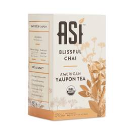 Blissful Chai American Yaupon Tea