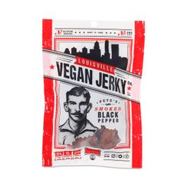 Pete's Bourbon Smoked Black Pepper Vegan Jerky