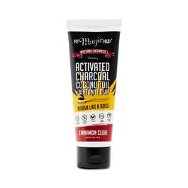 Activated Charcoal Whitening Toothpaste, Cinnamon Clove