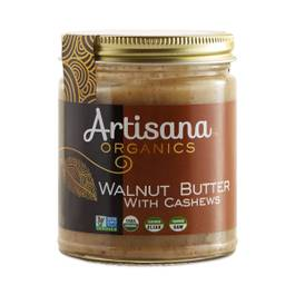 Organic Raw Walnut Butter with Cashews