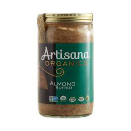Organic Raw Almond Butter