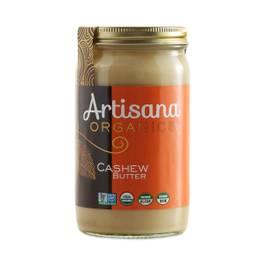 Organic Raw Vegan Cashew Butter