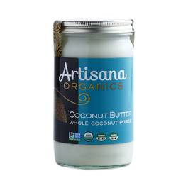 Organic Raw Vegan Coconut Butter