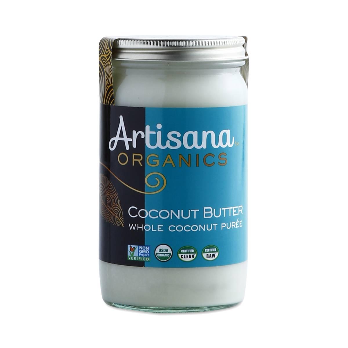 Coconut butter brands