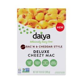 Deluxe Bac'n & Cheddar Style Cheezy Mac