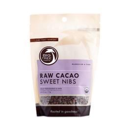 Organic Raw Cacao Sweet Nibs