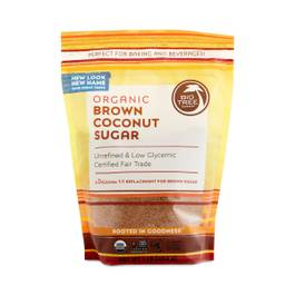 Organic Brown Coconut Sugar