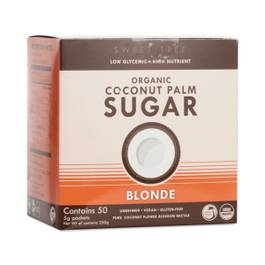 Organic Coconut Sugar Sachets
