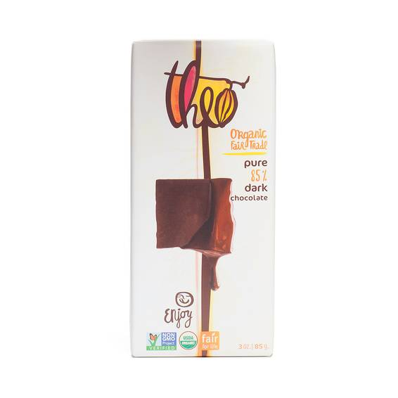 Organic Dark Chocolate- 85% Cocoa
