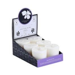 Votive Candle 6-pack, Wildcrafted French Lavender