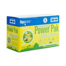 Electrolyte Stamina Power Pak, Lemon Lime