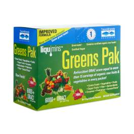 Greens Pak, Berry