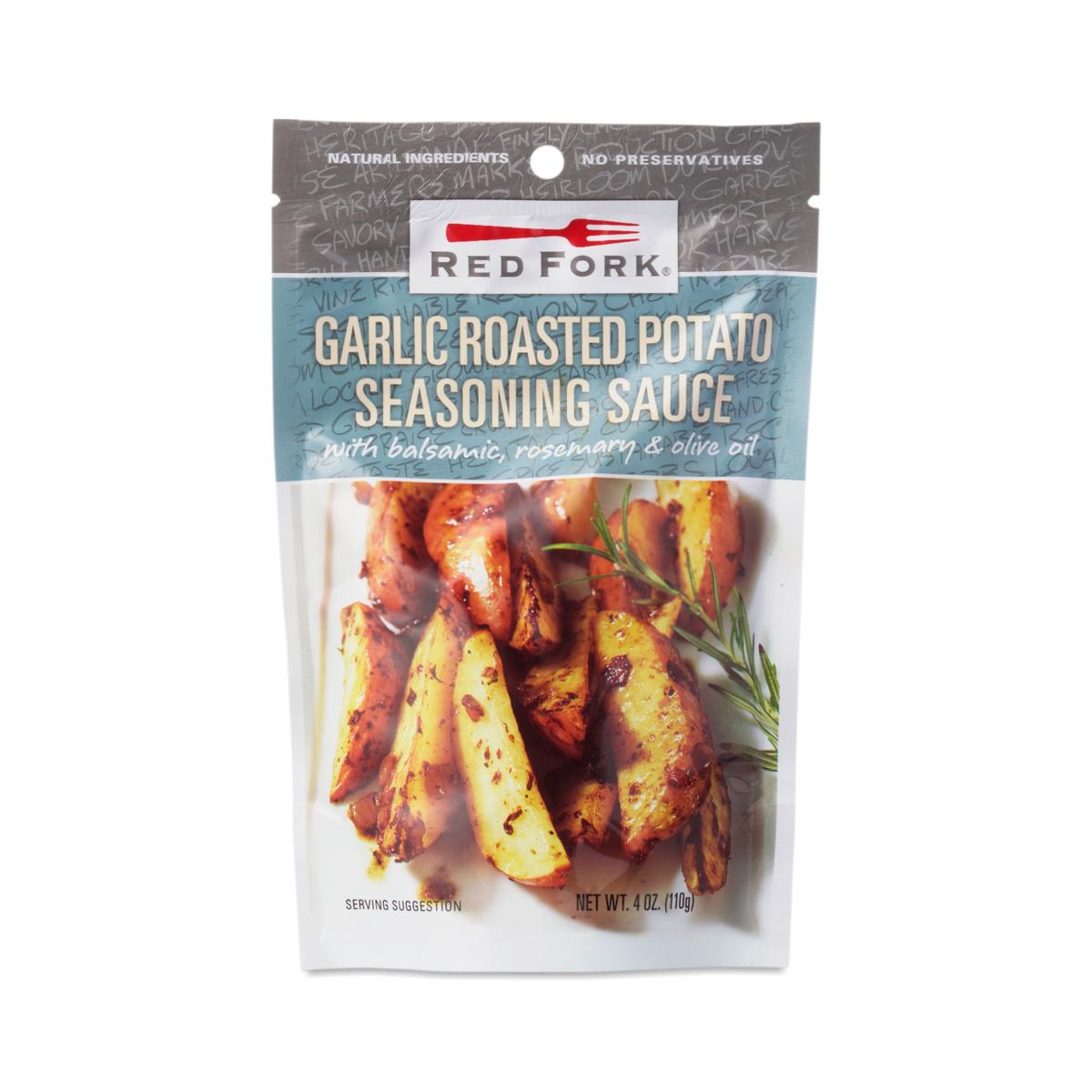 Nature's Best Garlic Roasted Potato Seasoning Sauce