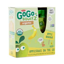 Applesauce On The Go - Apple Banana