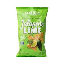 Clasico Jalapeno Lime Tortilla Chips