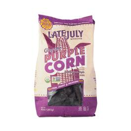 Organic Purple Corn Tortilla Chips