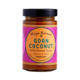 Goan Coconut Indian Simmer Sauce, Medium