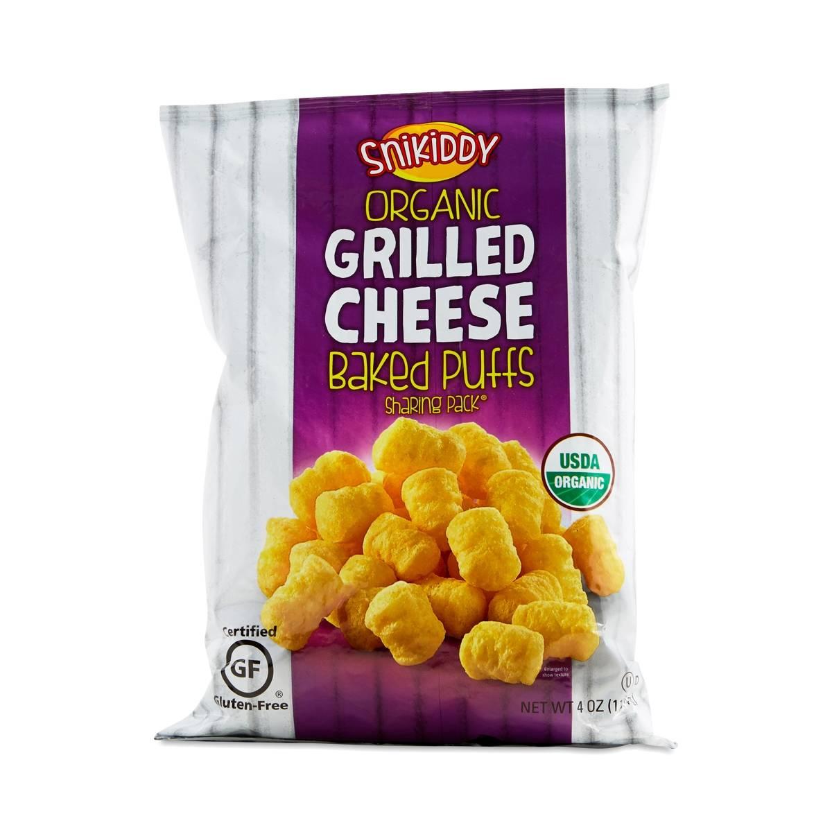 Amazon.com: Snikiddy Snacks Mac N' Cheese Puffs, 0.75 ...