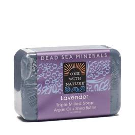 Dead Sea Mineral Soap, Lavender