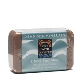Dead Sea Mineral Soap, Sea Mud