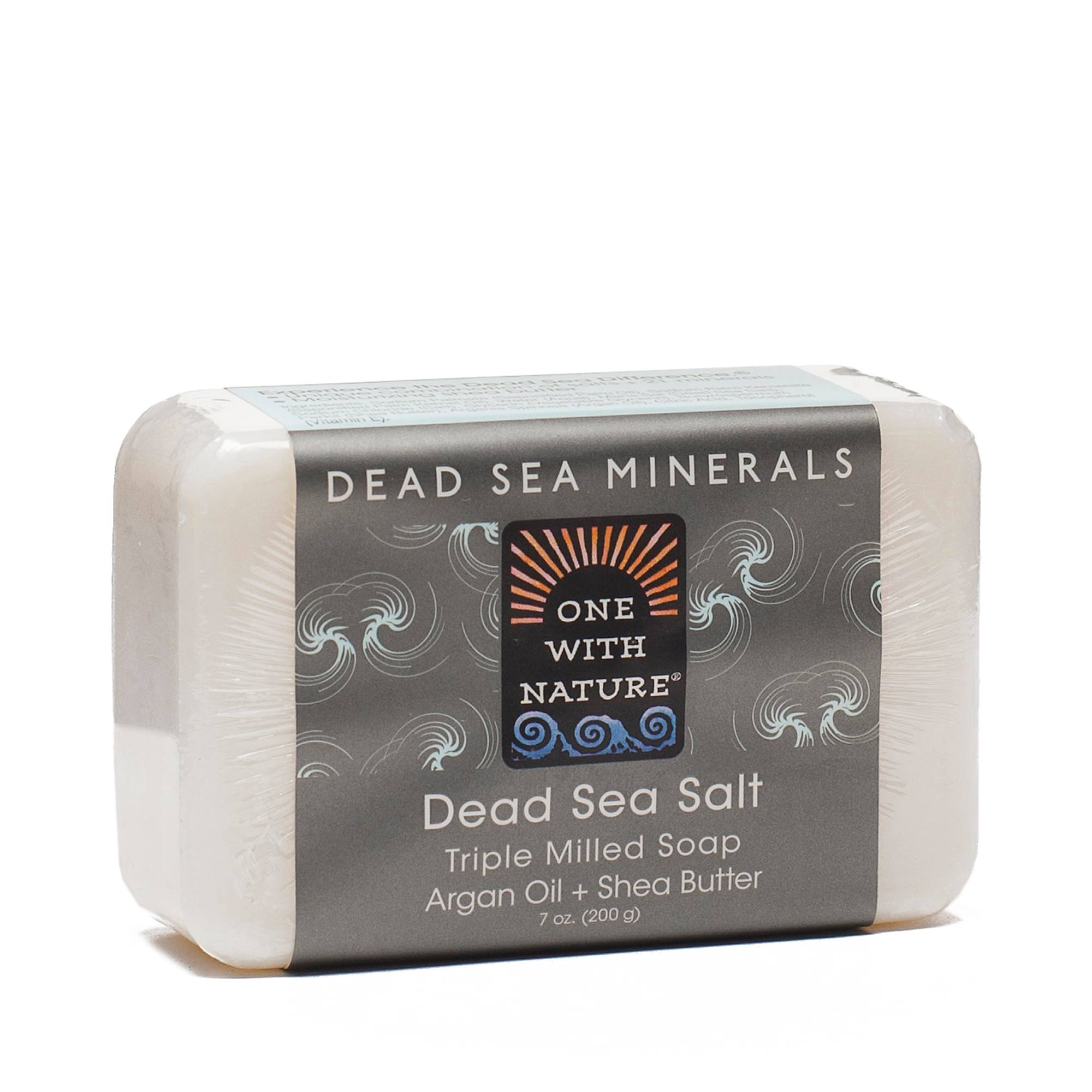 One With Nature Dead Sea Salt Soap | World Market