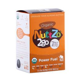 Organic Power Fuel, 7-Nut & Seed Butter, To-Go