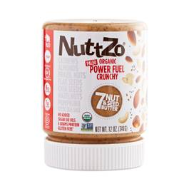 Organic Crunchy Power Fuel, Peanut Free