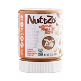 Organic Smooth Power Fuel, Peanut Free