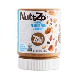 Organic Crunchy Peanut Pro