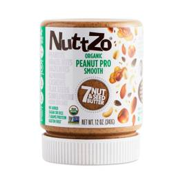 Organic Smooth Peanut Pro