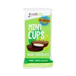 Dark Chocolate Mint Cups