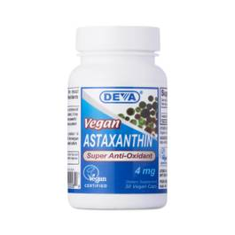 Vegan Astaxanthin Super Antioxidant