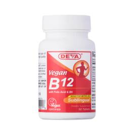 Vegan Vitamin B12 Sublingual