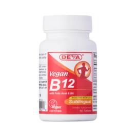 Vegan Vitamin B12 Sublingual