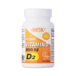 Vegan Vitamin D 800IU