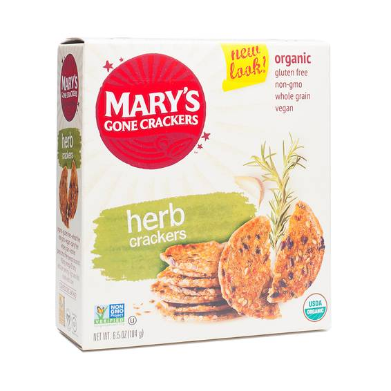 Herb Crackers