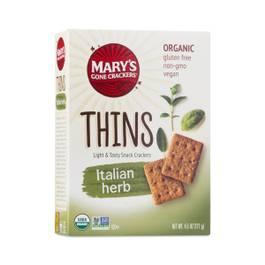 Thins, Italian Herb
