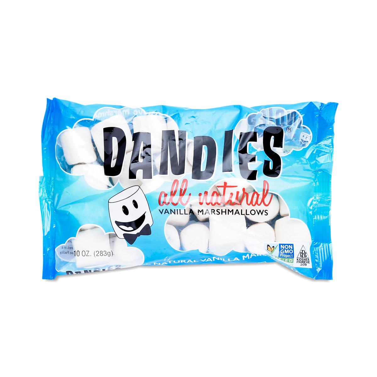 Dandies Original Vanilla Marshmallows- Vegan 10 oz bag