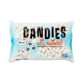 Vegan Mini-Marshmallows