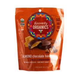 Almond Chocolate Honey Patties