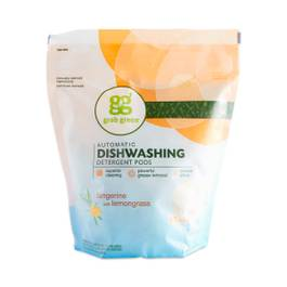 Tangerine With Lemongrass Automatic Dishwasher Detergent