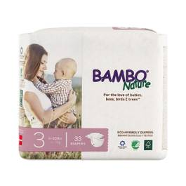 Diapers Size 3 (9-20 lbs)