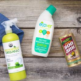 Non-Toxic Cleaning Bundle