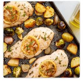 Free-Range Organic Chicken Box