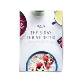 5-Day Healthy Detox Plan