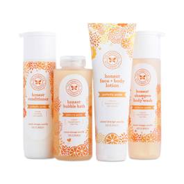 Lotion, Bubble Bath, Shampoo & Conditioner Bundle