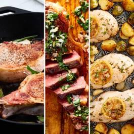 Meat Sampler: Pork, Beef, & Chicken Box