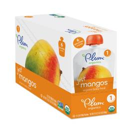 Just Mangos Baby Food Stage 1