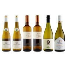 12 Premium White Wines